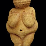 Venus de Willendorf (Museo de Historia Natural de Viena)