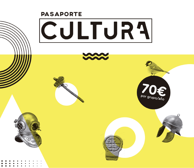 Descubre el Pasaporte Cultura